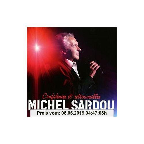 Michel Sardou Confidences et Retrouvailles