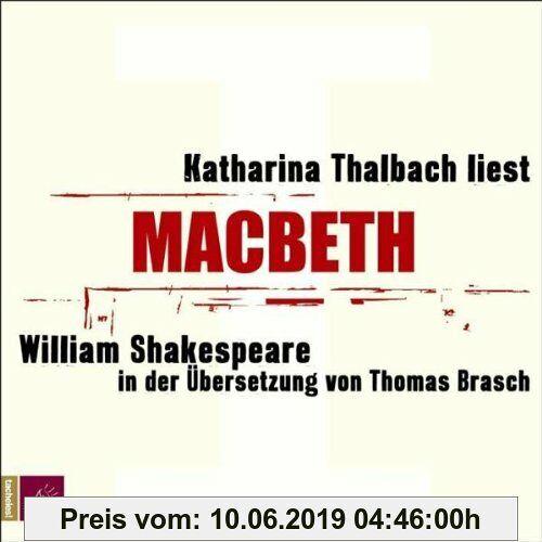 Katharina Thalbach Macbeth
