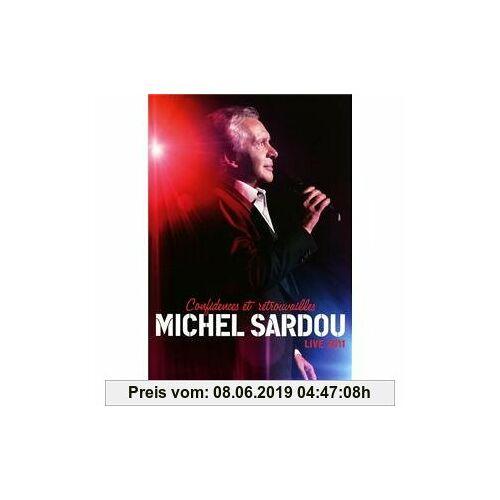 Michel Sardou - Confidences Et Retrouvailles Live 2011 Dvd
