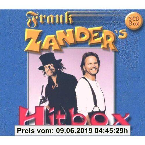 Frank Zander Zander'S Hitbox