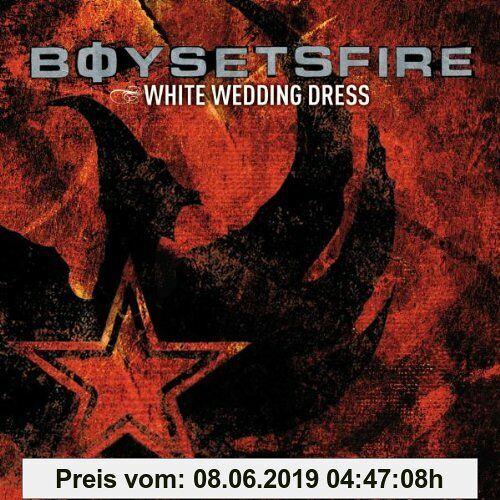 Boysetsfire White Wedding Dress