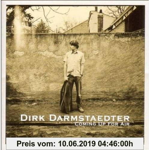 Dirk Darmstaedter Coming Up for Air