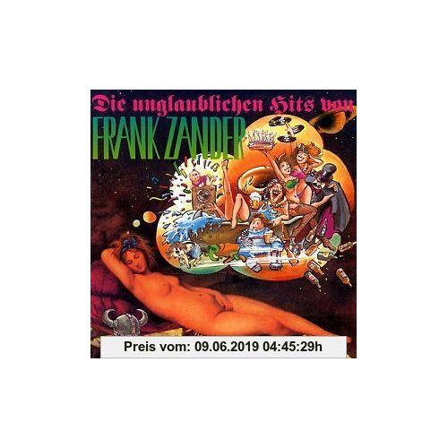 Frank Zander Die Unglaublichen Hits Von Frank Zander