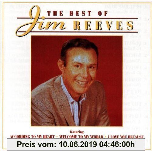 Jim Reeves Best of Jim Reeves/New Pac
