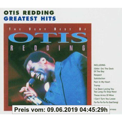 Otis Redding The very best of Otis Redding