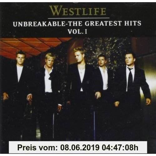 Westlife Unbreakable: the Greatest Hits
