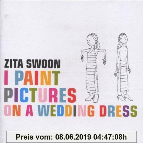 Zita Swoon I Paint Pictures on a Wedding Dress