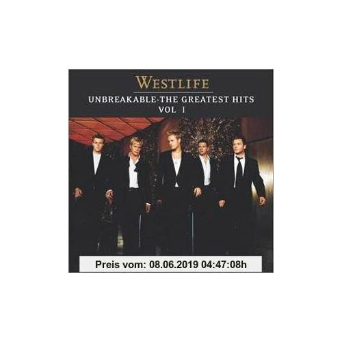 Westlife Unbreakable Vol.1 [+1 Bonus]