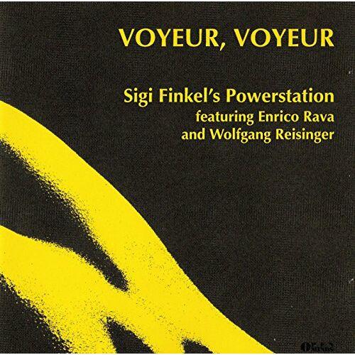 Sigi Finkel - Voyeur,Voyeur - Preis vom 27.02.2021 06:04:24 h