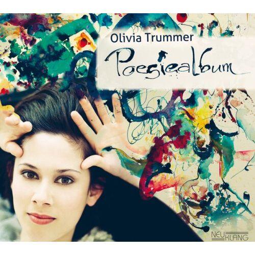Olivia Trummer - Poesiealbum - Preis vom 31.03.2020 04:56:10 h