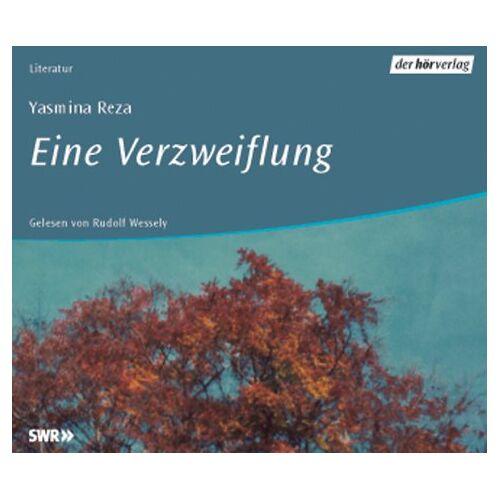 Yasmina Reza - Eine Verzweiflung, 4 Audio-CDs - Preis vom 17.10.2020 04:55:46 h