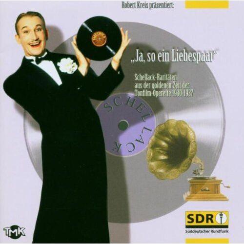 Robert Kreis - Ja,So Ein Liebespaar - Preis vom 15.04.2021 04:51:42 h