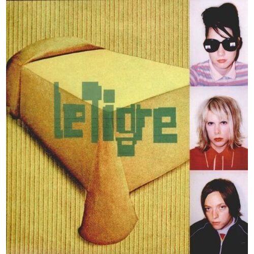 Le Tigre - Le Tigre [Vinyl LP] - Preis vom 03.04.2020 04:57:06 h