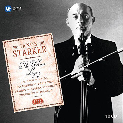 Janos Starker - Icon:János Starker - Preis vom 20.10.2020 04:55:35 h