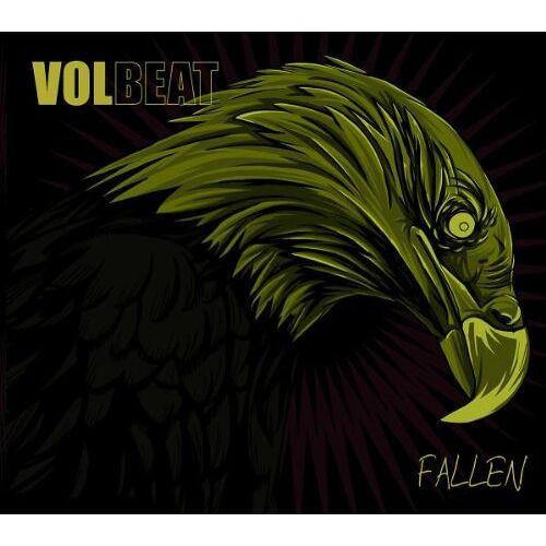 Volbeat - Fallen (Ltd. Edt. inkl. Poster) - Preis vom 05.09.2020 04:49:05 h