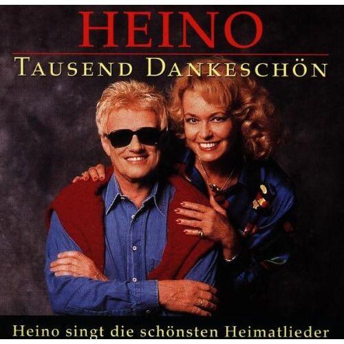 Heino - Tausend Dankeschön - Preis vom 26.02.2021 06:01:53 h