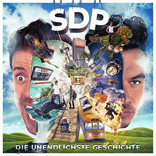 SDP - Die Unendlichste Geschichte - Preis vom 14.05.2021 04:51:20 h