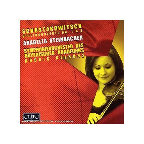 Arabella Steinbacher - Violinkonzerte 1 Op.77/2 Op.129 - Preis vom 07.03.2021 06:00:26 h