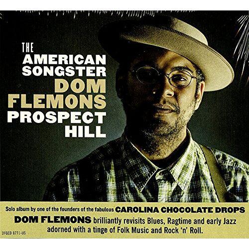 Dom Flemons - Prospect Hill - Preis vom 15.01.2021 06:07:28 h