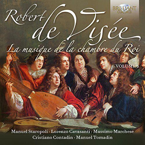 Staropoli - La Musique de la Chambre du Roi Vol.3 - Preis vom 15.05.2021 04:43:31 h