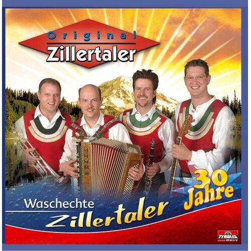 Original Zillertaler - Waschechte Zillertaler - Preis vom 20.10.2020 04:55:35 h