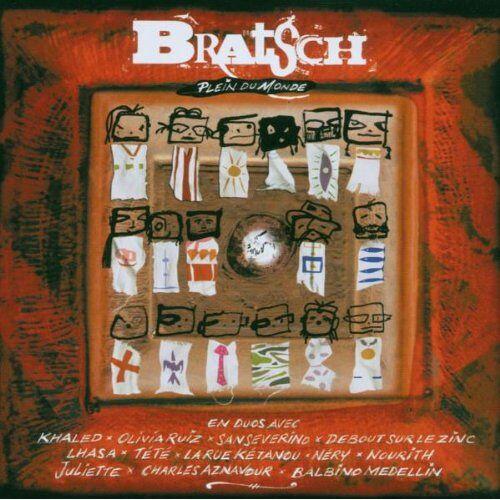 Bratsch - Plein Du Monde - Preis vom 16.04.2021 04:54:32 h