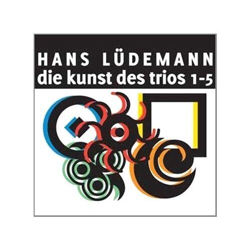 Hans Lüdemann - Die Kunst des Trios 1-5 - Preis vom 20.10.2020 04:55:35 h