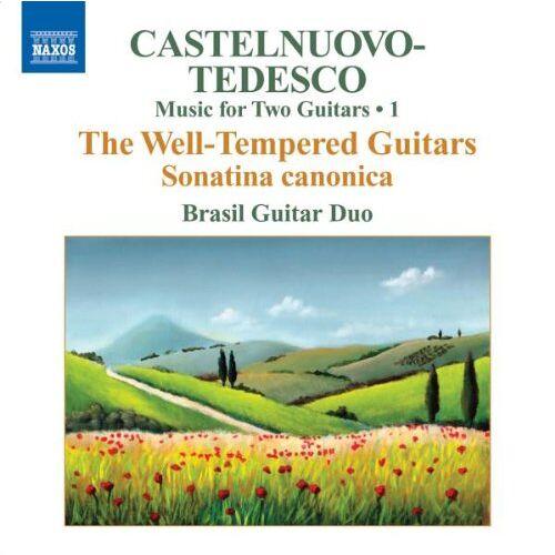 Brasil Guitar Duo - Musik für 2 Gitarren Vol.1 - Preis vom 19.04.2021 04:48:35 h