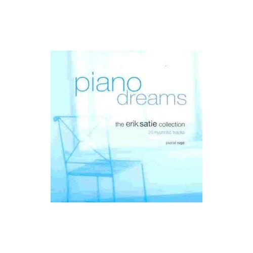 Pascal Roge - Piano Dreams- the Erik Satie C - Preis vom 27.02.2021 06:04:24 h