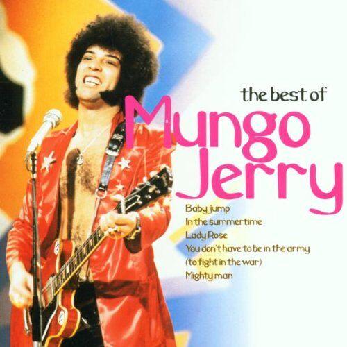 Mungo Jerry - Best of Mungo Jerry - Preis vom 16.06.2019 04:46:07 h
