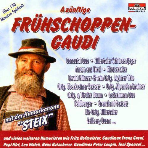 Various - A Zünftige Frühschoppen-Gaudi (incl. vieler Witze) - Preis vom 20.10.2020 04:55:35 h