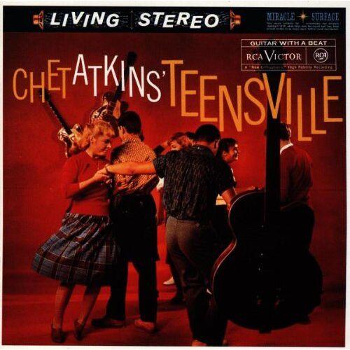 Chet Atkins - Teensville - Preis vom 05.09.2020 04:49:05 h