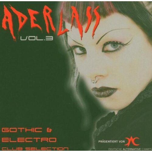 Various - Aderlass Vol.3 - Preis vom 06.09.2020 04:54:28 h