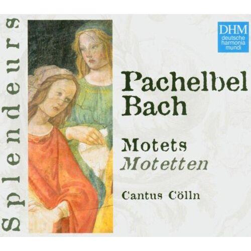 Cantus Cölln - Motets - Motetten - Preis vom 05.03.2021 05:56:49 h