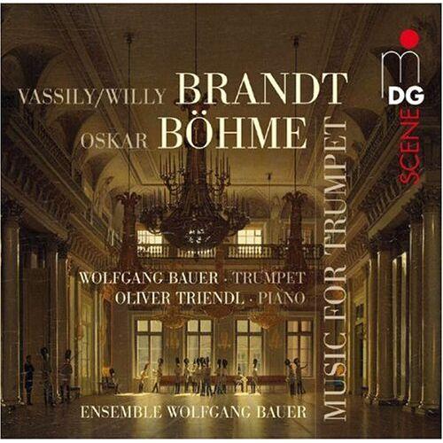 Bauer - Musik für Trompete - Preis vom 20.10.2020 04:55:35 h