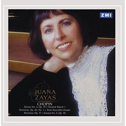 Juana Zayas - Juana Zayas Plays Chopin - Preis vom 08.05.2021 04:52:27 h