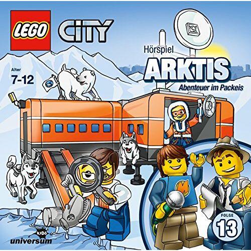 Lego City - Lego City 13: Arktis - Abenteuer im Packeis - Preis vom 09.07.2019 06:13:22 h