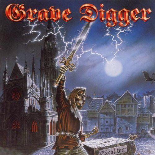 Grave Digger - Excalibur - Preis vom 07.04.2021 04:49:18 h