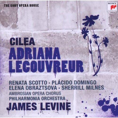James Levine - Adriana Lecouvreur-Sony Opera House - Preis vom 25.01.2021 05:57:21 h
