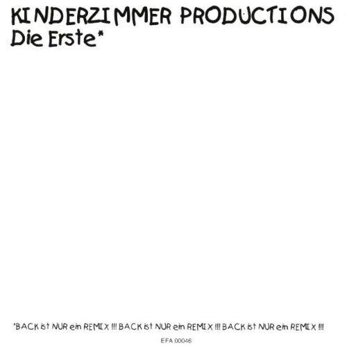 Kinderzimmer Productions - Die Erste - Preis vom 28.03.2020 05:56:53 h