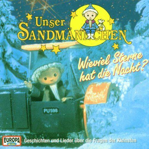 Sandmännchen - Sandmännchen-Wieviel Sterne - Preis vom 23.01.2020 06:02:57 h