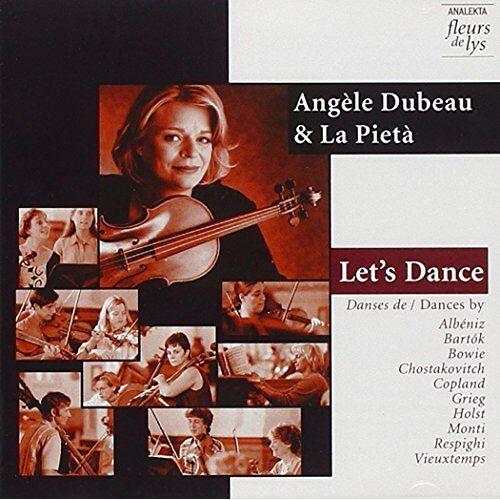 Dubeau, Angèle & la Pietà - La Pieta Let S Dance - Preis vom 20.10.2020 04:55:35 h