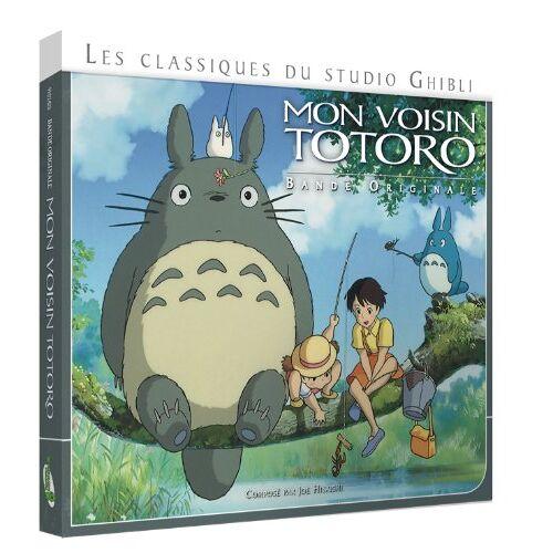 Joe Hisaishi - Mein Nachbar Totoro - OST - Preis vom 15.04.2021 04:51:42 h