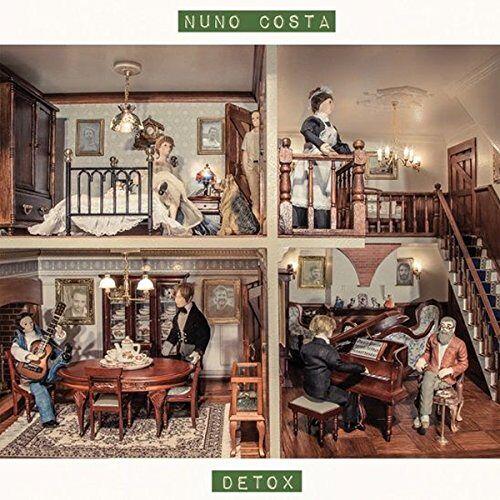 Nuno Costa - Detox - Preis vom 16.04.2021 04:54:32 h