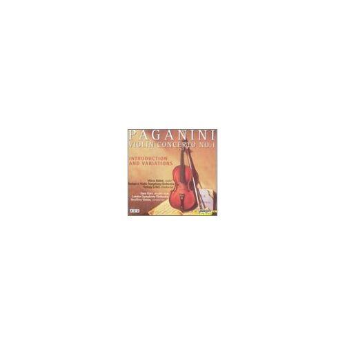 N. Paganini - Ct Vln 1 - Preis vom 13.05.2021 04:51:36 h