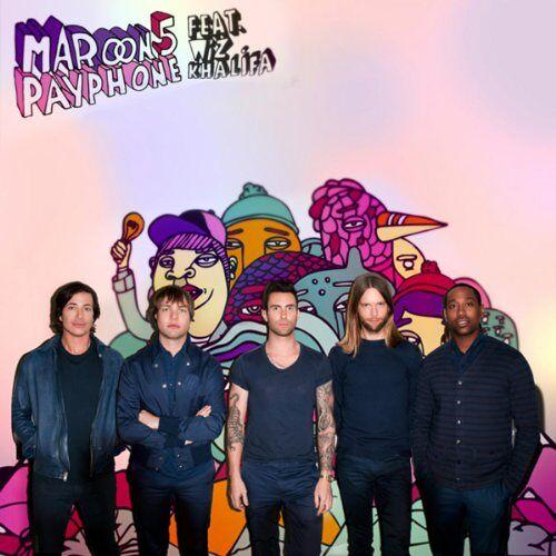 Maroon 5 - Payphone (2-Track) - Preis vom 27.02.2021 06:04:24 h