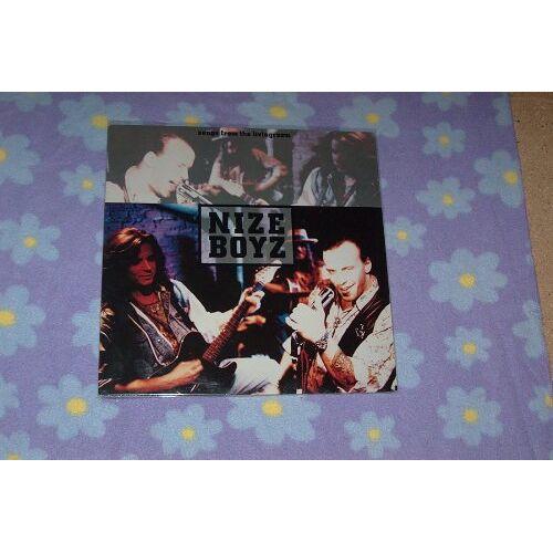 Nize Boyz - Songs from the living room (1991) [Vinyl LP] - Preis vom 15.04.2021 04:51:42 h