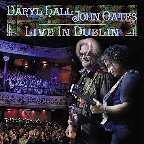 Daryl Hall - Daryl Hall & John Oates - Live in Dublin (+ 2 Audio-CDs) [3 DVDs] - Preis vom 20.10.2020 04:55:35 h