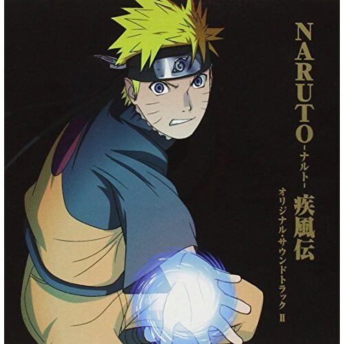 Ost - Naruto Shippuden O.S.T.II - Preis vom 13.05.2021 04:51:36 h