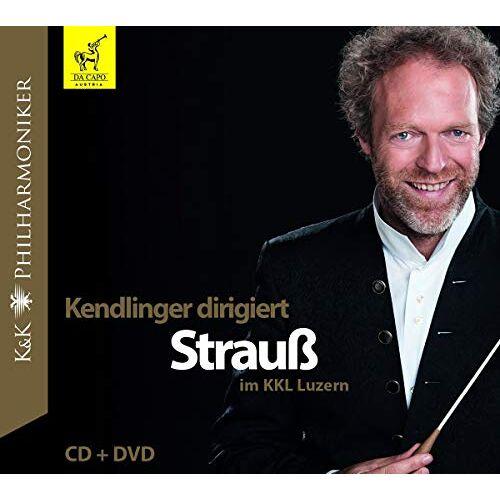 Matthias Georg Kendlinger - Kendlinger Dirigiert Strauß im Kkl Luzern - Preis vom 18.04.2021 04:52:10 h